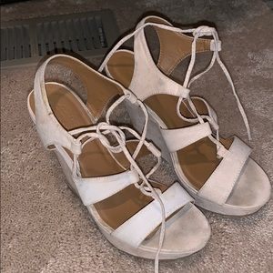 Women's Wedges Size 8